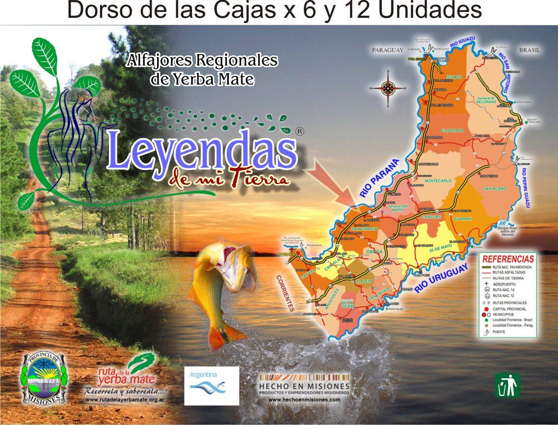 Circuito Yerba Mate : Cómo se produce u yerba mate argentina
